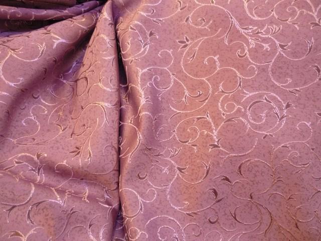 Edina hímzett mintás dekor anyag